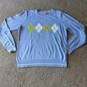 Izod sweater sz Large